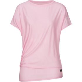 super.natural Yoga Maglietta Ampia Donna, rosa